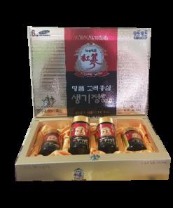Cao Hồng Sâm Hàn Quốc 250g x 4 Lọ