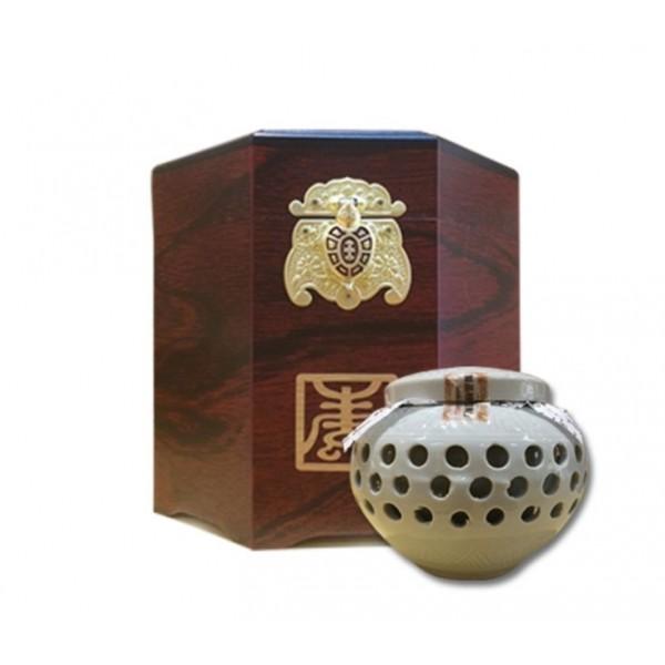 Cao Hồng Sâm Hoàng Hậu Hộp Gỗ Đặc Biệt 500g - Bán cao hồng sâm TPHCM