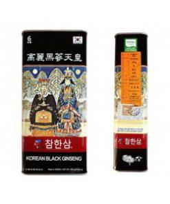 Hắc Sâm Khô Hộp Thiếc Black Ginseng