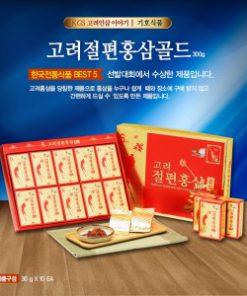 Sâm Hàn Quốc Tẩm Mật Ong 200g KGS