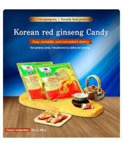 Kẹo Hồng Sâm Hàn Quốc KGS 100g