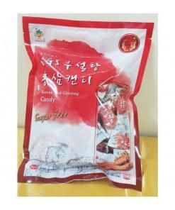Kẹo Hồng Sâm Không Đường KGS 300g