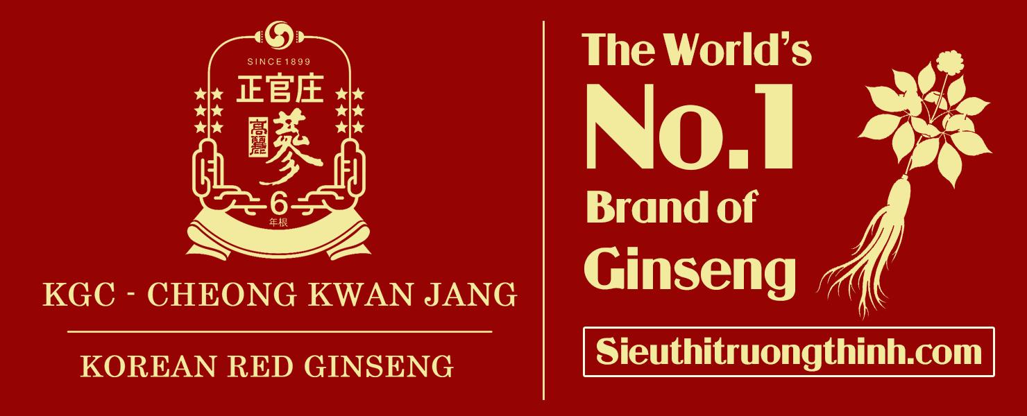 Siêu thị Trường Thịnh Chuyên Sản phẩm Sức khoẻ nhập khẩu Hàn Quốc uy tín