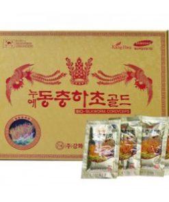 Nước Đông Trùng Hạ Thảo Hàn Quốc 30 Ml X 60 Gói