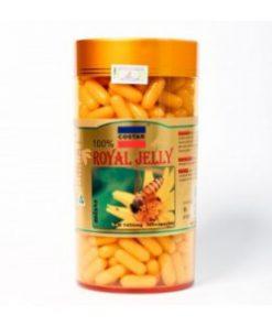 Viên Uống Sữa Ong Chúa Costar Royal Jelly 1450mg Loại 365 Viên