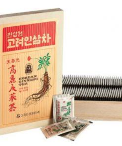 Trà Hồng Sâm Hàn Quốc - Korean Ginseng Tea 100 Gói