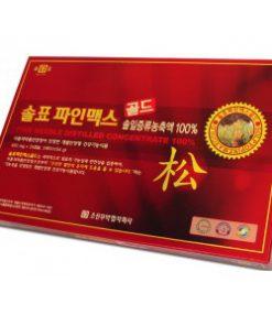 Viên Tinh Dầu Thông Đỏ Hàn Quốc Cao Cấp - Hỗ Trợ Giảm Mỡ Máu Hiệu Quả