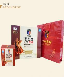 Nước hồng sâm Daehan Hàn Quốc - Sâm House
